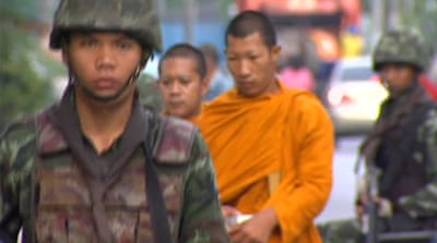 Thailand's monks in the crosshairs