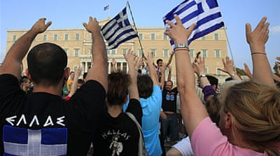 Greece given world's lowest credit rating