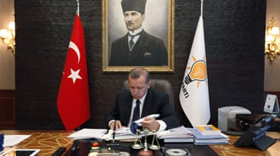 Carte blanche for Erdogan but can he deliver?