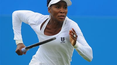 Williams sisters seeded at All England Club