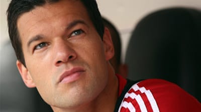 Ballack makes way for new blood
