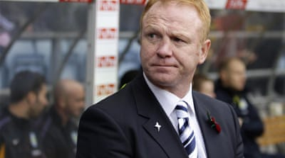 Aston Villa confirm McLeish appointment