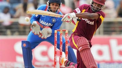 Windies beat India in last ODI