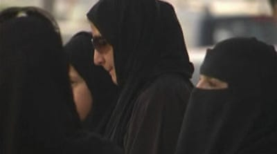 Saudi women defy ban to take driver's seat