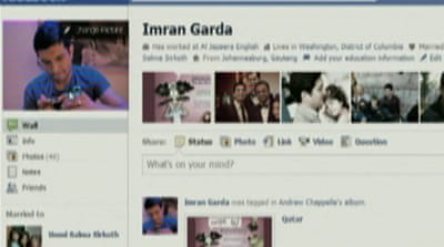 Concerns over Facebook privacy