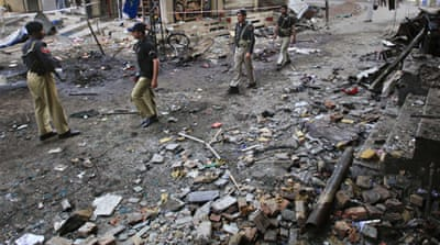 Peshawar targeted in wave of attacks