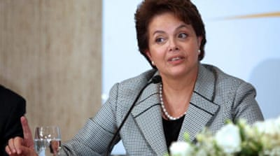 Women gain power in Brazil's Planalto palace