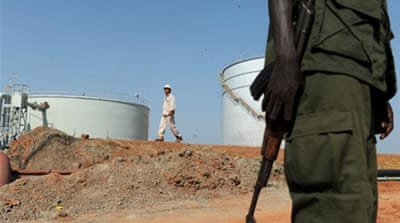 Background: Sudan's oil industry