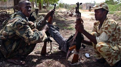 Civilians killed in Somalia clashes