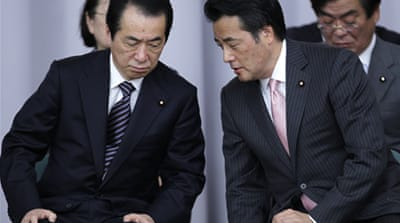 Japan PM survives no-confidence vote