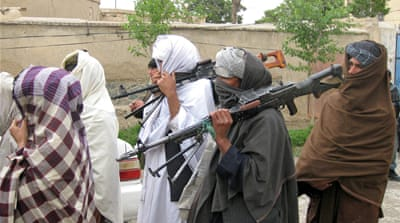 Talking to the Taliban