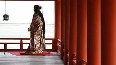 Post-tsunami Japan sees boom in relationships