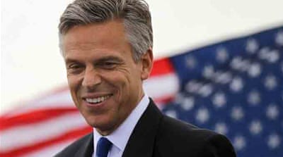 Huntsman enters US presidential race for 2012