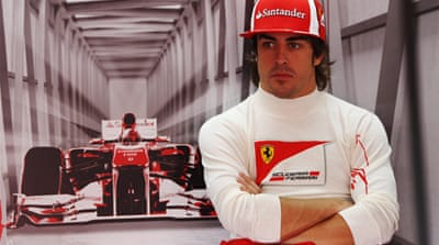 Alonso ready for Valencia challenge