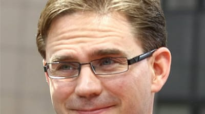 Katainen named Finland's new prime minister