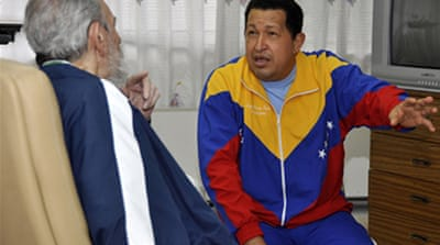 Chavez 'recovering well' after operation