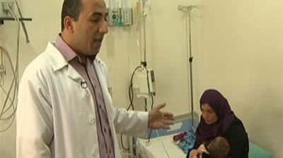 Blockaded Gaza Strip nears 'medical crisis'