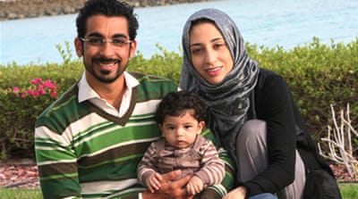 My husband was abducted by Bahrain 'security'