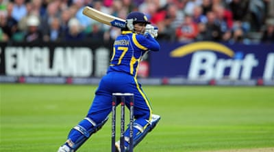 Sri Lanka thump England