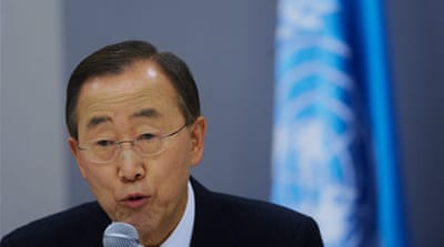 UN chief: Palestine bid 'understandable'