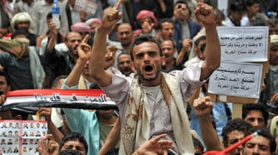 Yemen's splintered opposition