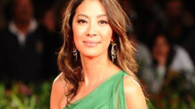 Film star Yeoh 'deported from Myanmar'