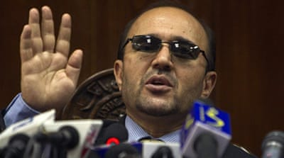 Afghan banker: I have evidence of death plot