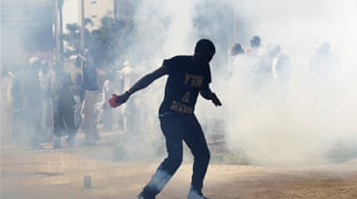 Fresh protests hit Senegal's capital