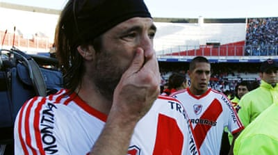 Relegated River Plate appoint Almeyda