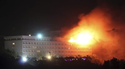 Manager gives account of Kabul hotel attack