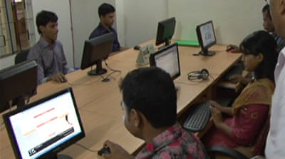 Bangladesh's IT savvy youth boost outsourcing
