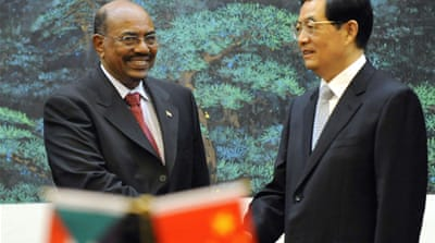 China bolsters economic ties with Sudan