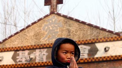 Christianity: China's best bet?