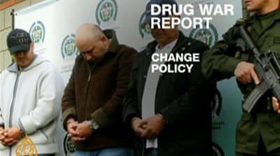 War on Drugs declared lost