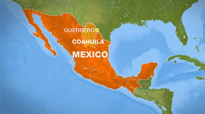More mass graves unearthed in Mexico