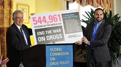 The Failure on the War on Drugs