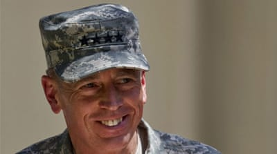 US Senate confirms Petraeus as CIA director