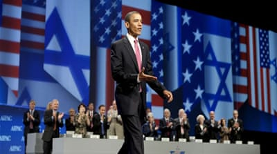 On deaf ears: Obama's message to Israel