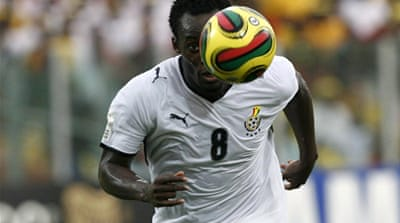 Black Stars top after Congo win