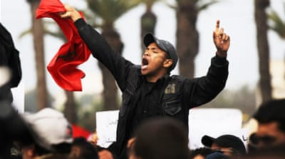 Morocco's uprisings and all the king's men