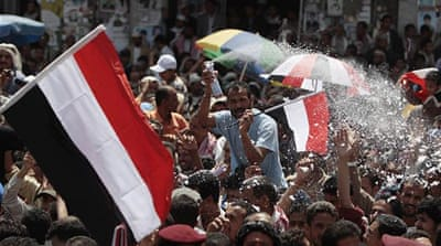 The struggle for succession in Yemen