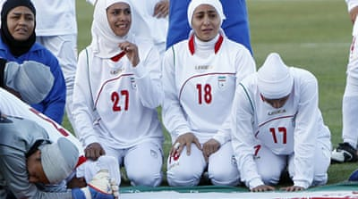 FIFA firm over Iran Hijab ban