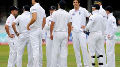 England firmly in charge of second Test
