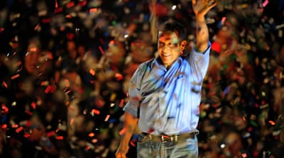 With Humala's win, Peru turns to the left