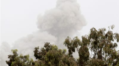 NATO strikes rock Libyan capital