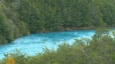 Chile uproar over hydro-electric dam