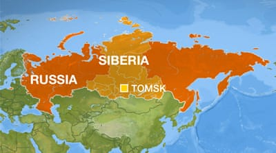 Deaths in Russian aircraft 'emergency'