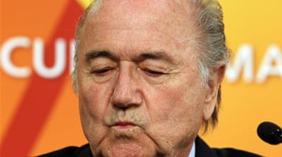 FIFA tight-lipped over whistleblower
