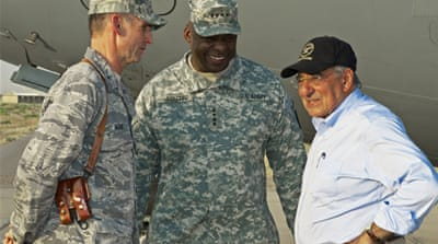 Panetta blames Iran for rise in Iraq violence