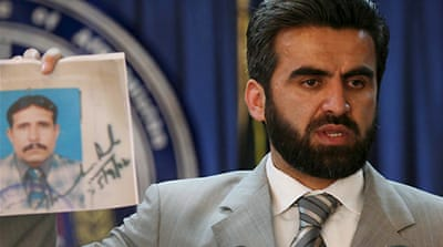 In under five months, two women's affairs ministers were assassinated in eastern Laghman province  [AFP]